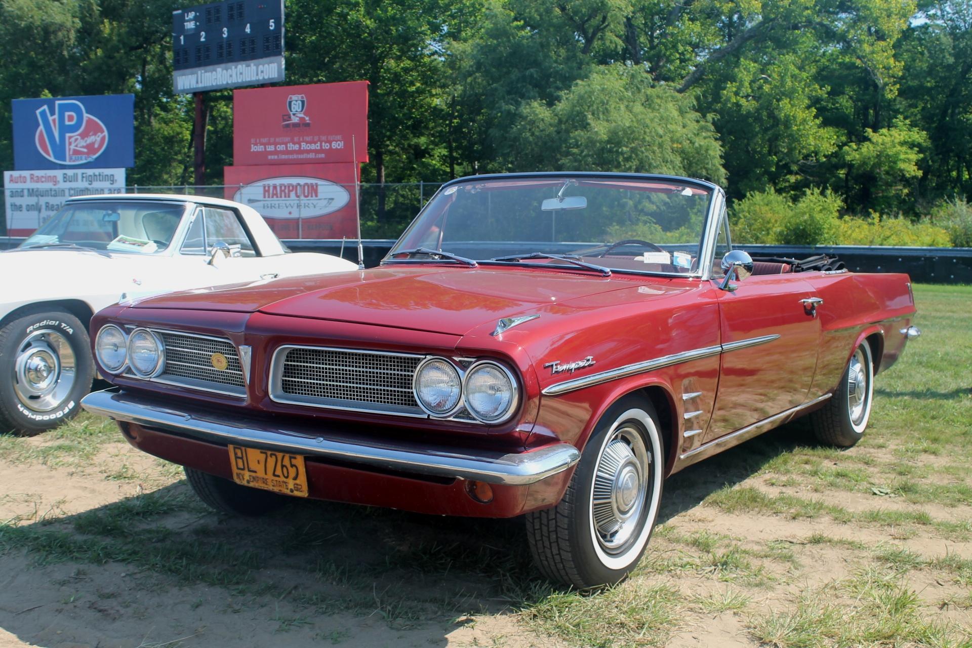 Pontiac Tempest I 1961 - 1963 Cabriolet #3