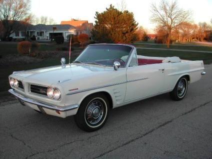 Pontiac Tempest I 1961 - 1963 Cabriolet #2