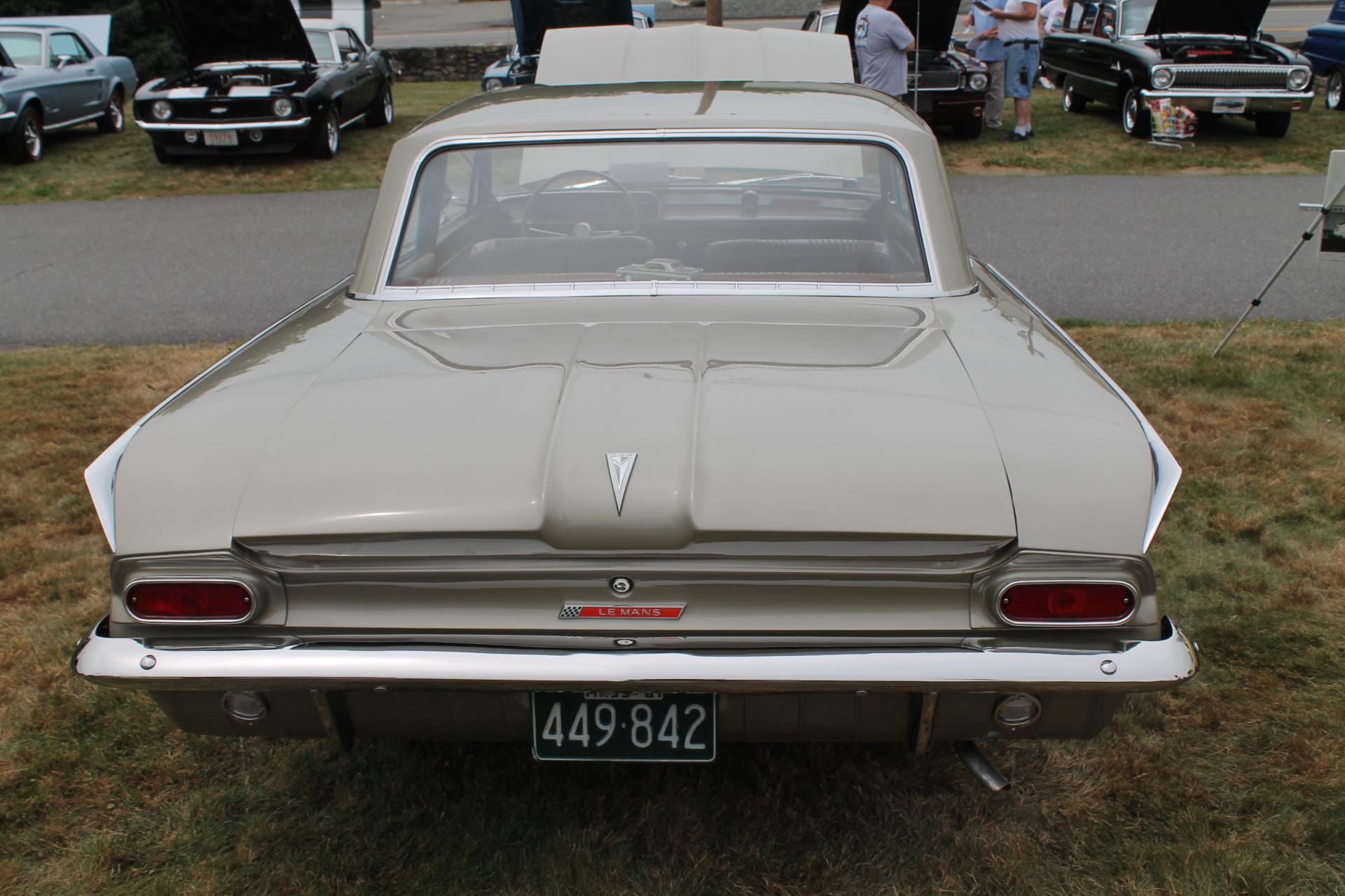 Pontiac Tempest I 1961 - 1963 Cabriolet #4