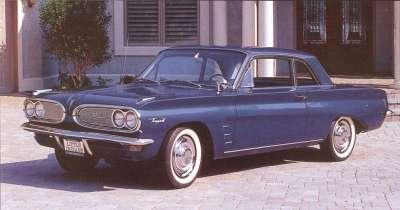 Pontiac Tempest I 1961 - 1963 Cabriolet #8