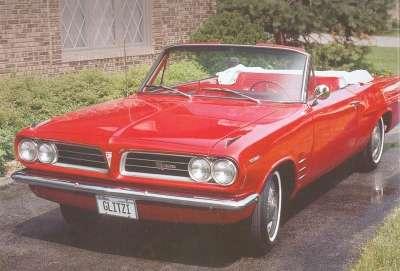 Pontiac Tempest I 1961 - 1963 Cabriolet #7