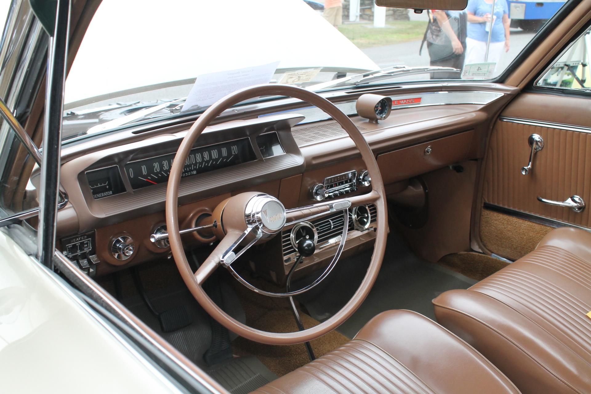 Pontiac Tempest I 1961 - 1963 Cabriolet #6