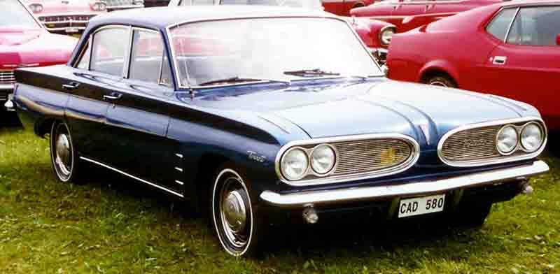 Pontiac Tempest I 1961 - 1963 Cabriolet #1