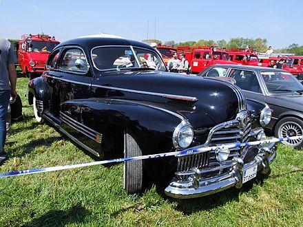 Pontiac Torpedo I 1939 - 1948 Sedan #1
