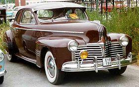 Pontiac Torpedo I 1939 - 1948 Sedan #8