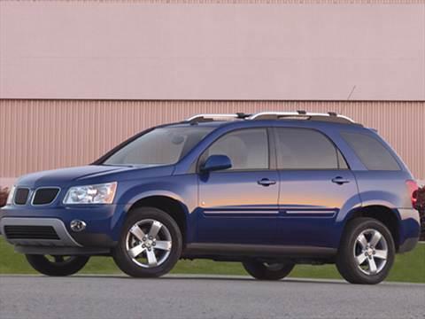 Pontiac Torrent 2005 - 2009 SUV 5 door #7