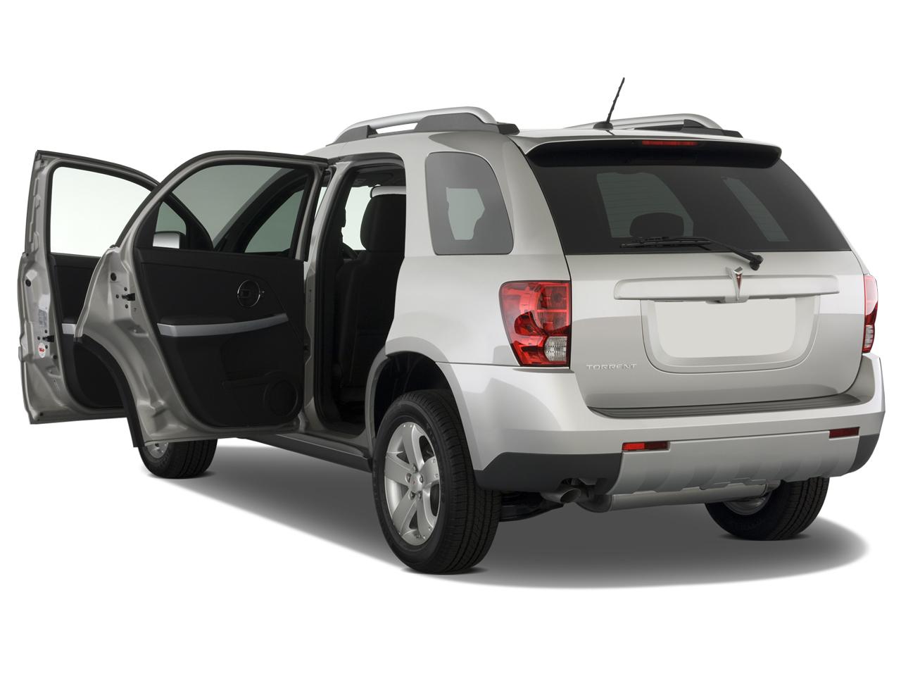 Pontiac Torrent 2005 - 2009 SUV 5 door #1