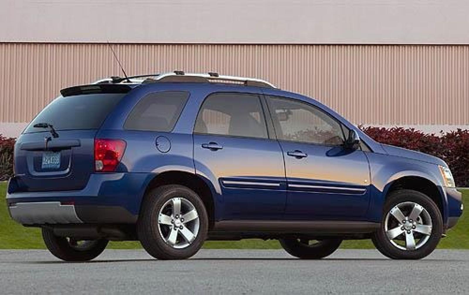Pontiac Torrent 2005 - 2009 SUV 5 door #5
