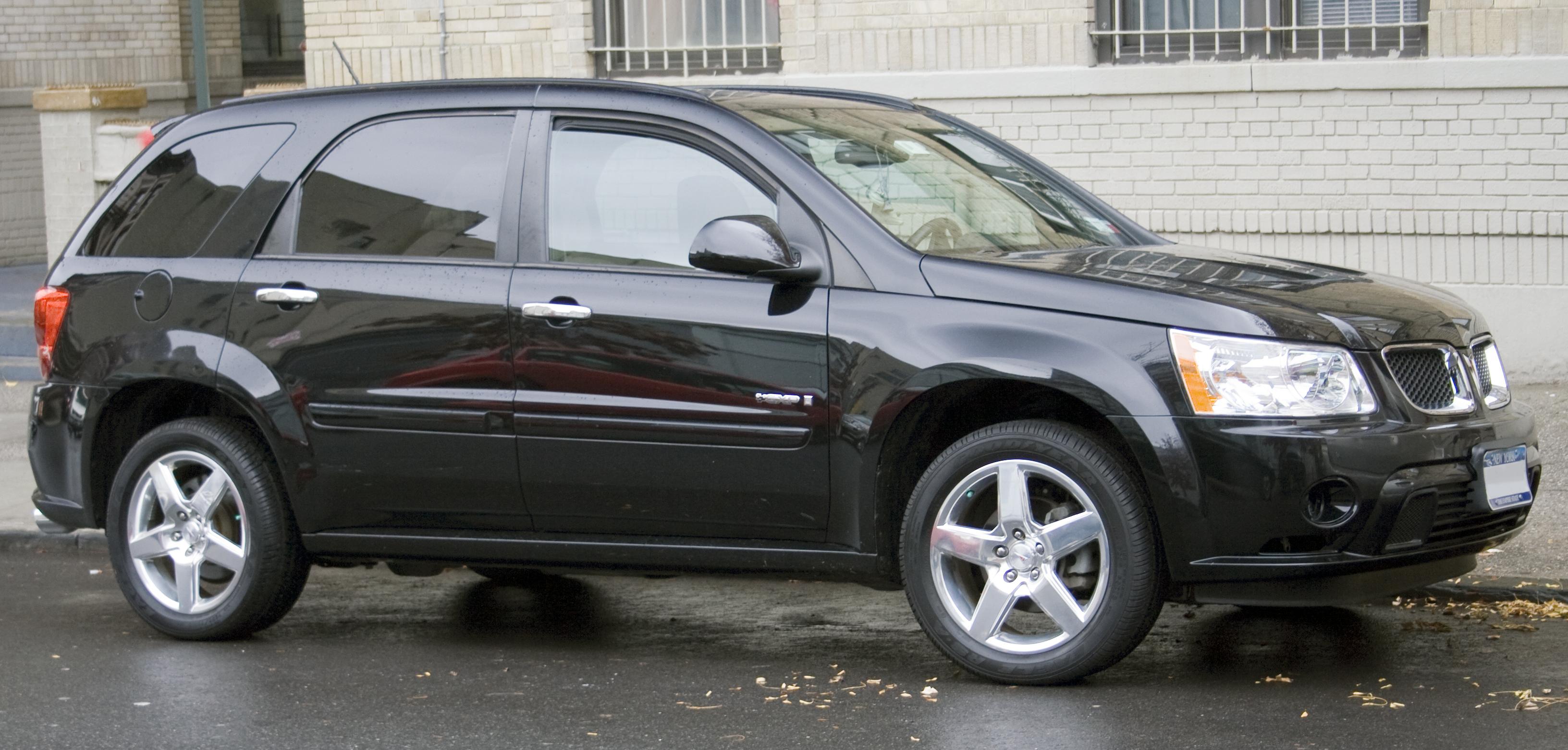 Pontiac Torrent 2005 - 2009 SUV 5 door #3