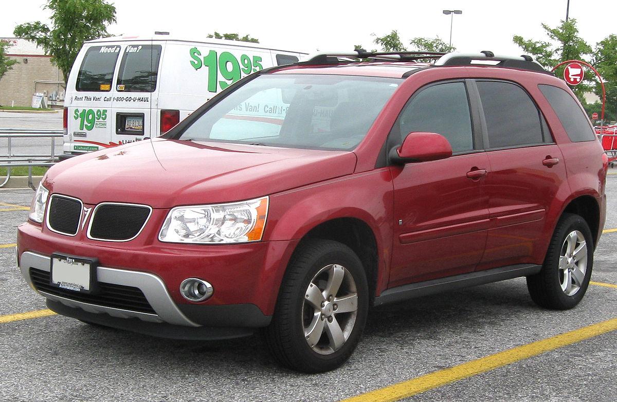 Pontiac Torrent 2005 - 2009 SUV 5 door #8