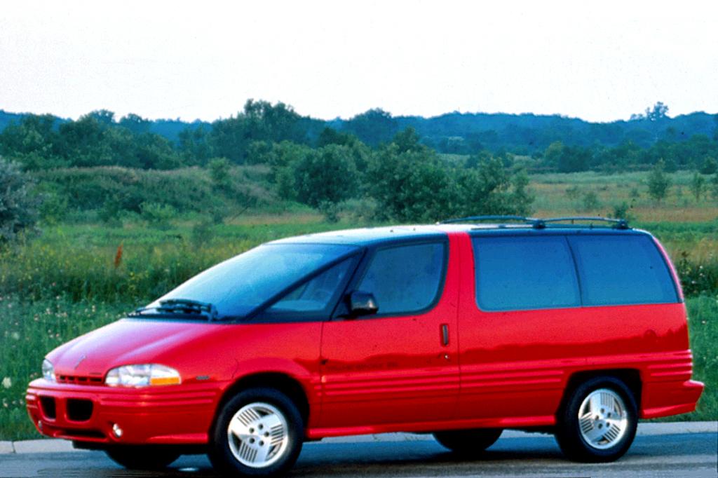 Pontiac Trans Sport I 1989 - 1996 Minivan #1