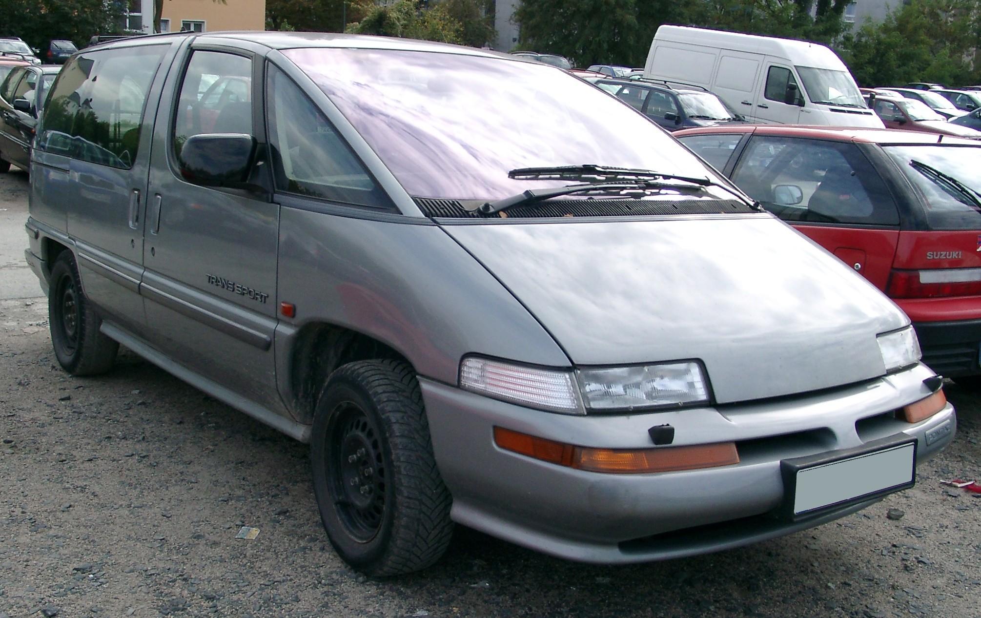 Pontiac Trans Sport I 1989 - 1996 Minivan #4