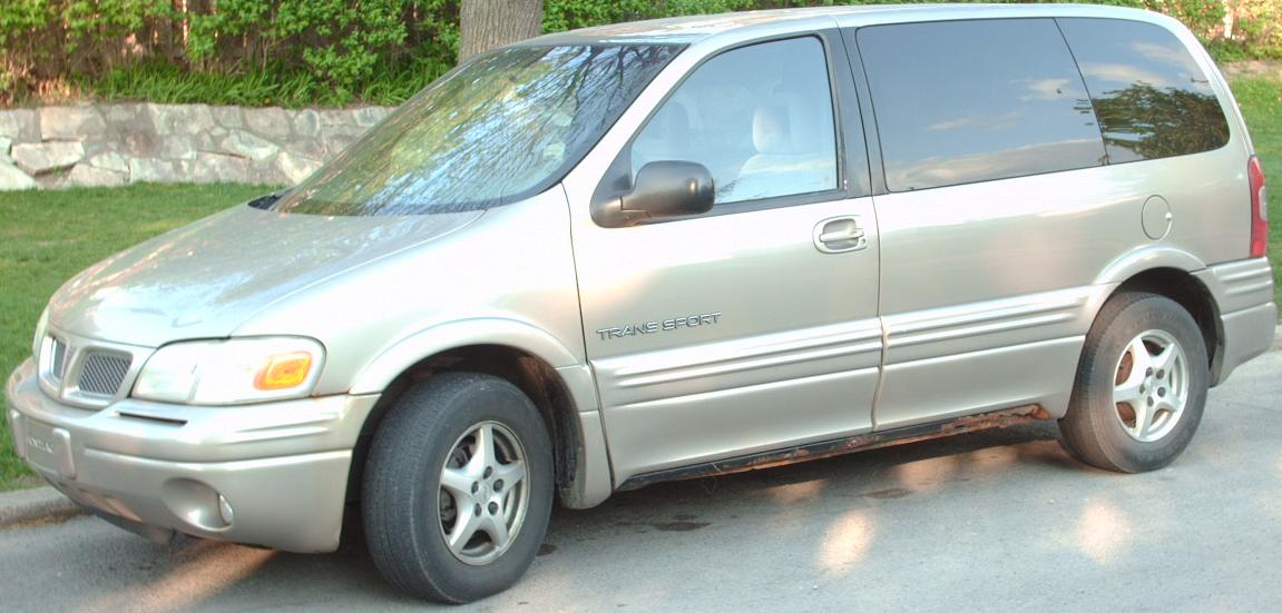 Pontiac Trans Sport II 1996 - 1999 Minivan #5