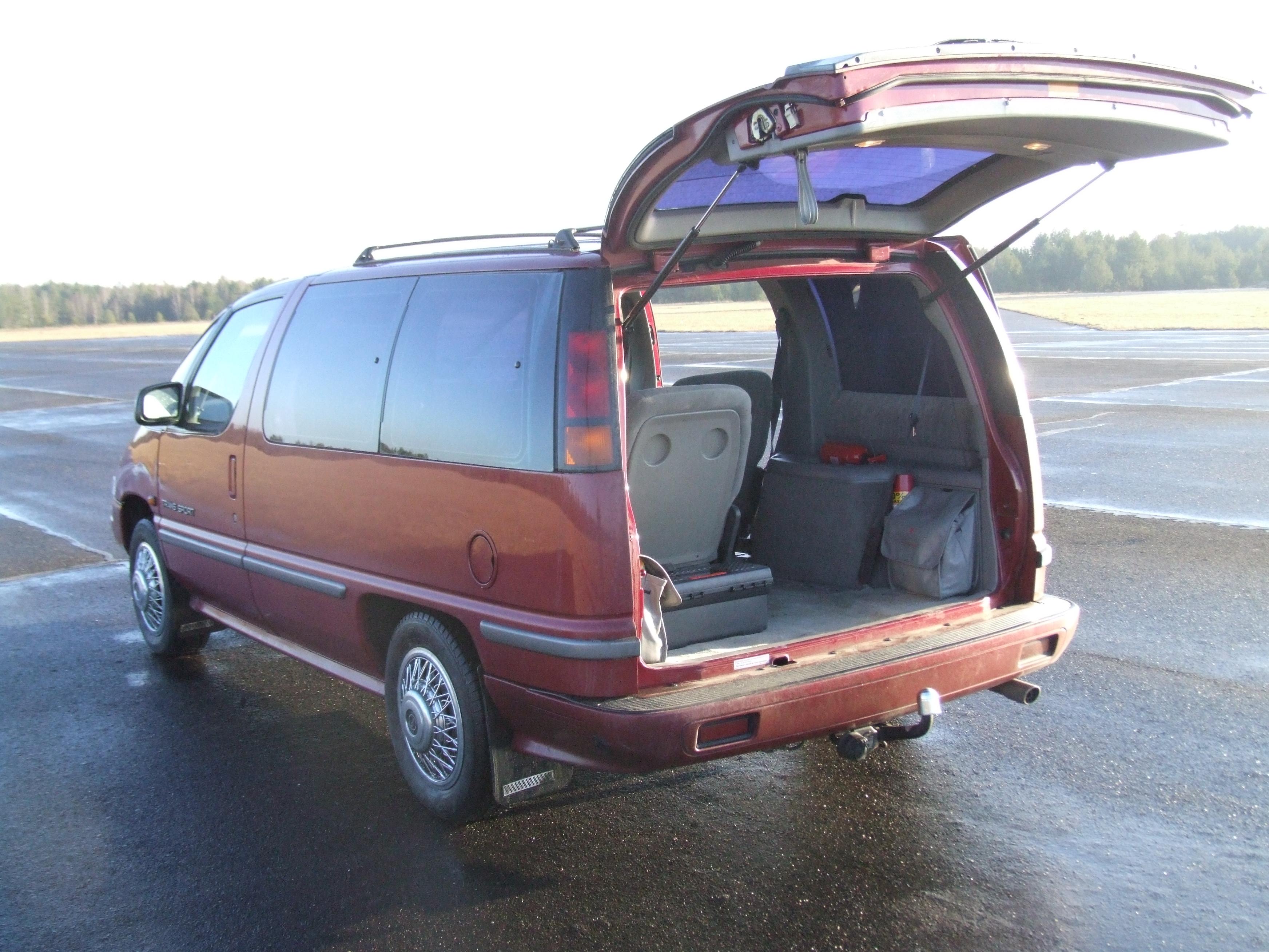 Pontiac Trans Sport II 1996 - 1999 Minivan #4