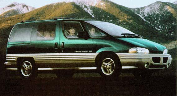 Pontiac Trans Sport II 1996 - 1999 Minivan #3