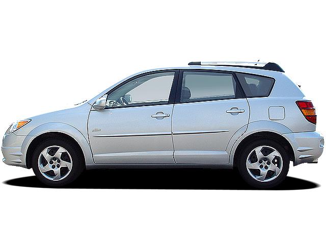 Pontiac Vibe I 2002 - 2004 Compact MPV #2