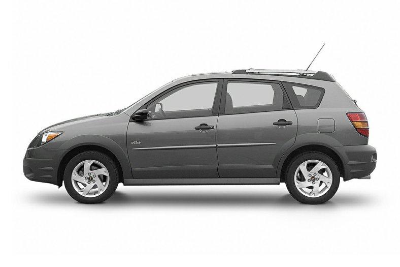 Pontiac Vibe I Restyling 2004 - 2008 Compact MPV #5