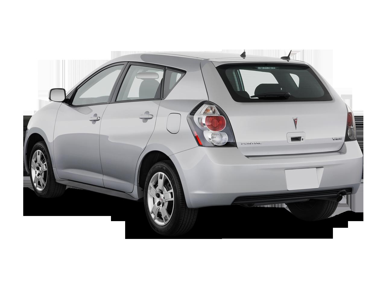 Pontiac Vibe I Restyling 2004 - 2008 Compact MPV #2