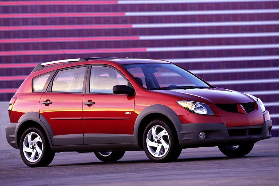 Pontiac Vibe I Restyling 2004 - 2008 Compact MPV #7