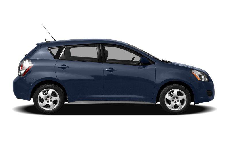 Pontiac Vibe II 2008 - 2009 Compact MPV #1