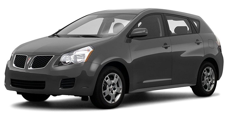 Pontiac Vibe II 2008 - 2009 Compact MPV #2