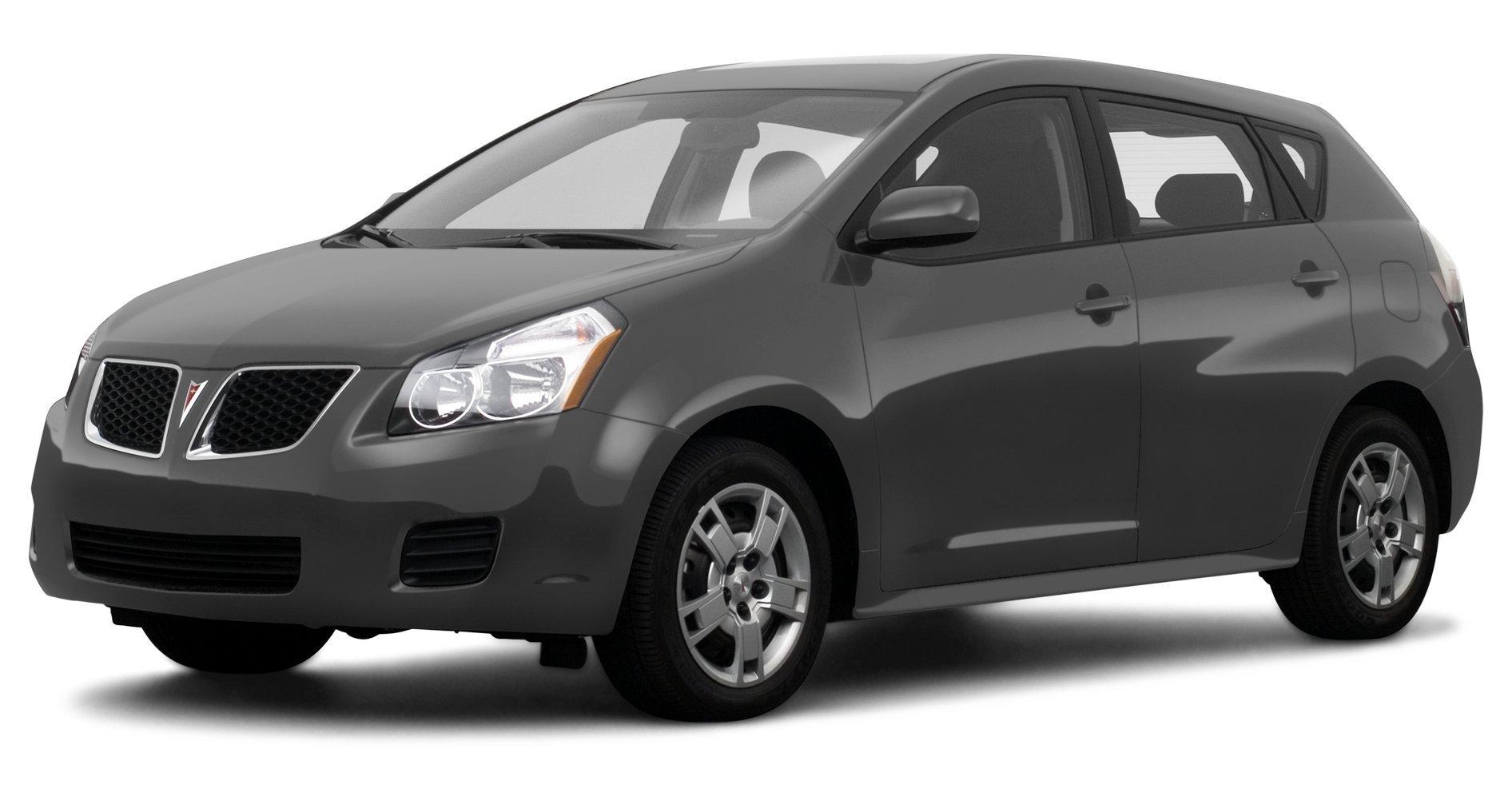 Pontiac Vibe II 2008 - 2009 Compact MPV #7