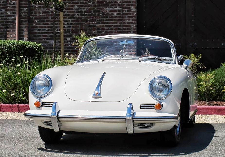 Porsche 356 I 1948 - 1955 Cabriolet #7
