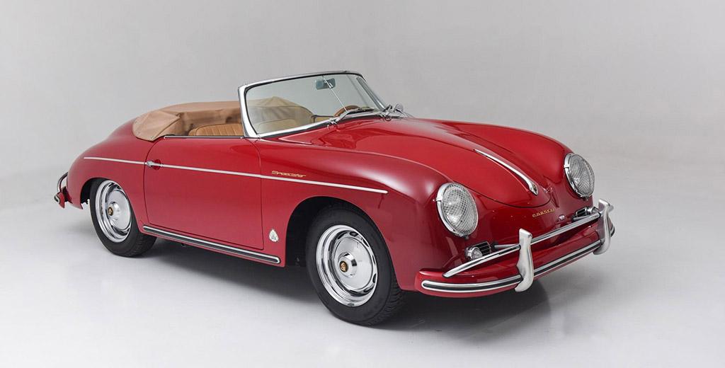 Porsche 356 I 1948 - 1955 Cabriolet #1