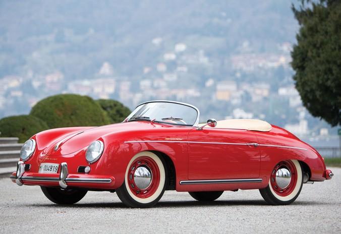 Porsche 356 I 1948 - 1955 Cabriolet #8
