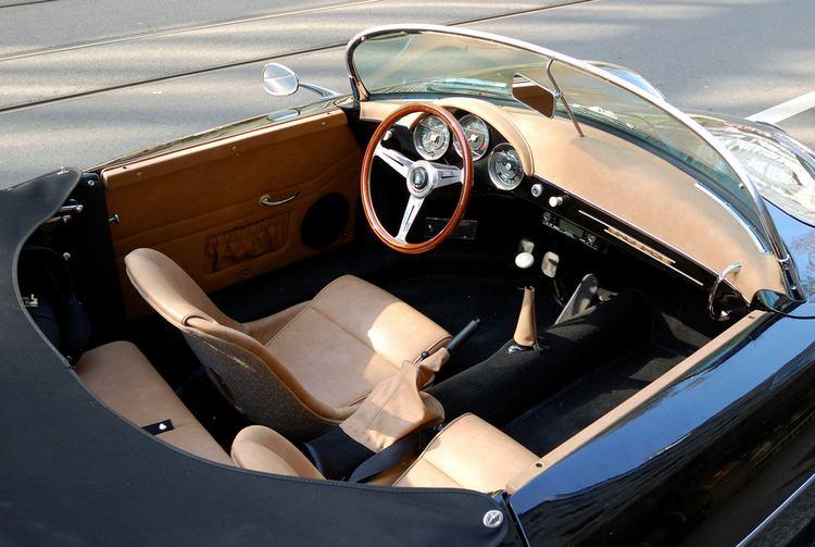 Porsche 356 I 1948 - 1955 Cabriolet #6