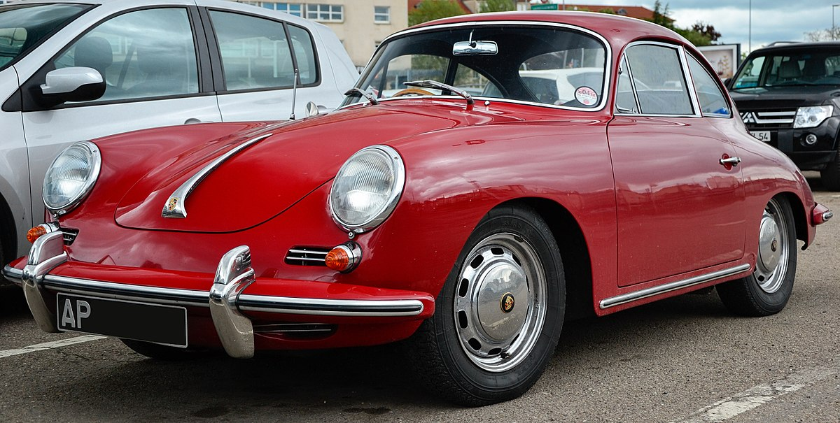 Porsche 356 IV (C) 1963 - 1965 Coupe #5