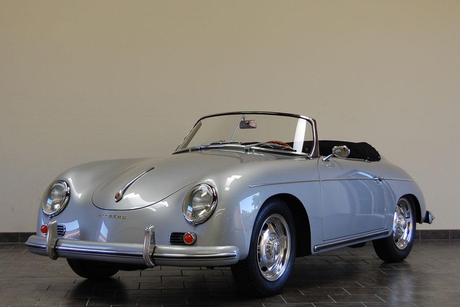 Porsche 356 IV (C) 1963 - 1965 Cabriolet #6