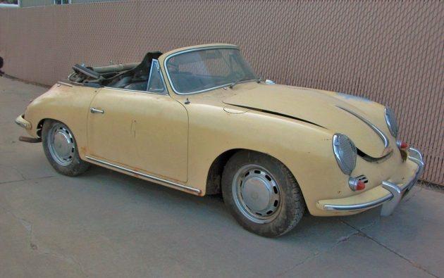 Porsche 356 IV (C) 1963 - 1965 Cabriolet #3