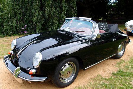 Porsche 356 IV (C) 1963 - 1965 Cabriolet #2