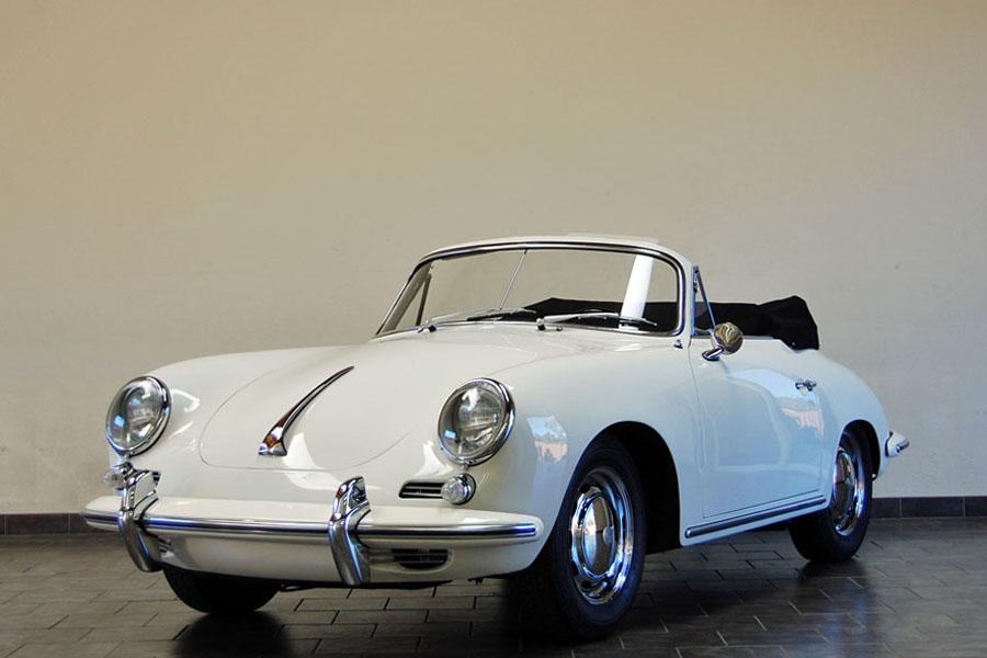 Porsche 356 IV (C) 1963 - 1965 Coupe #8