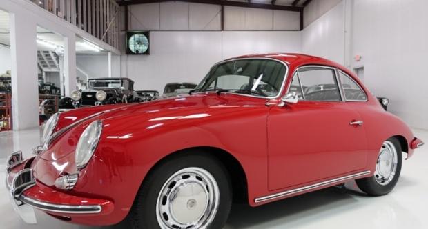 Porsche 356 IV (C) 1963 - 1965 Coupe #3