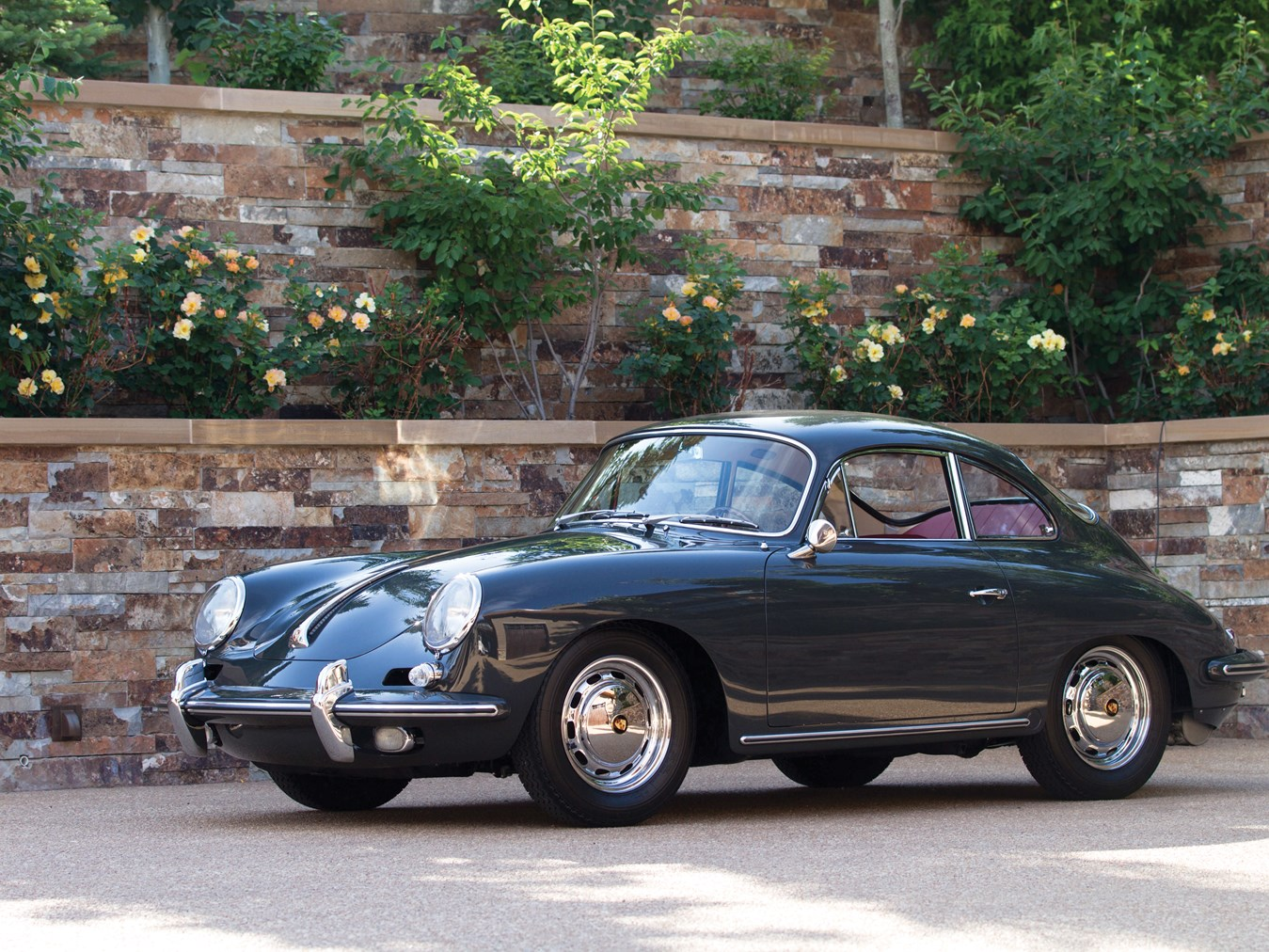 Porsche 356 IV (C) 1963 - 1965 Coupe #2