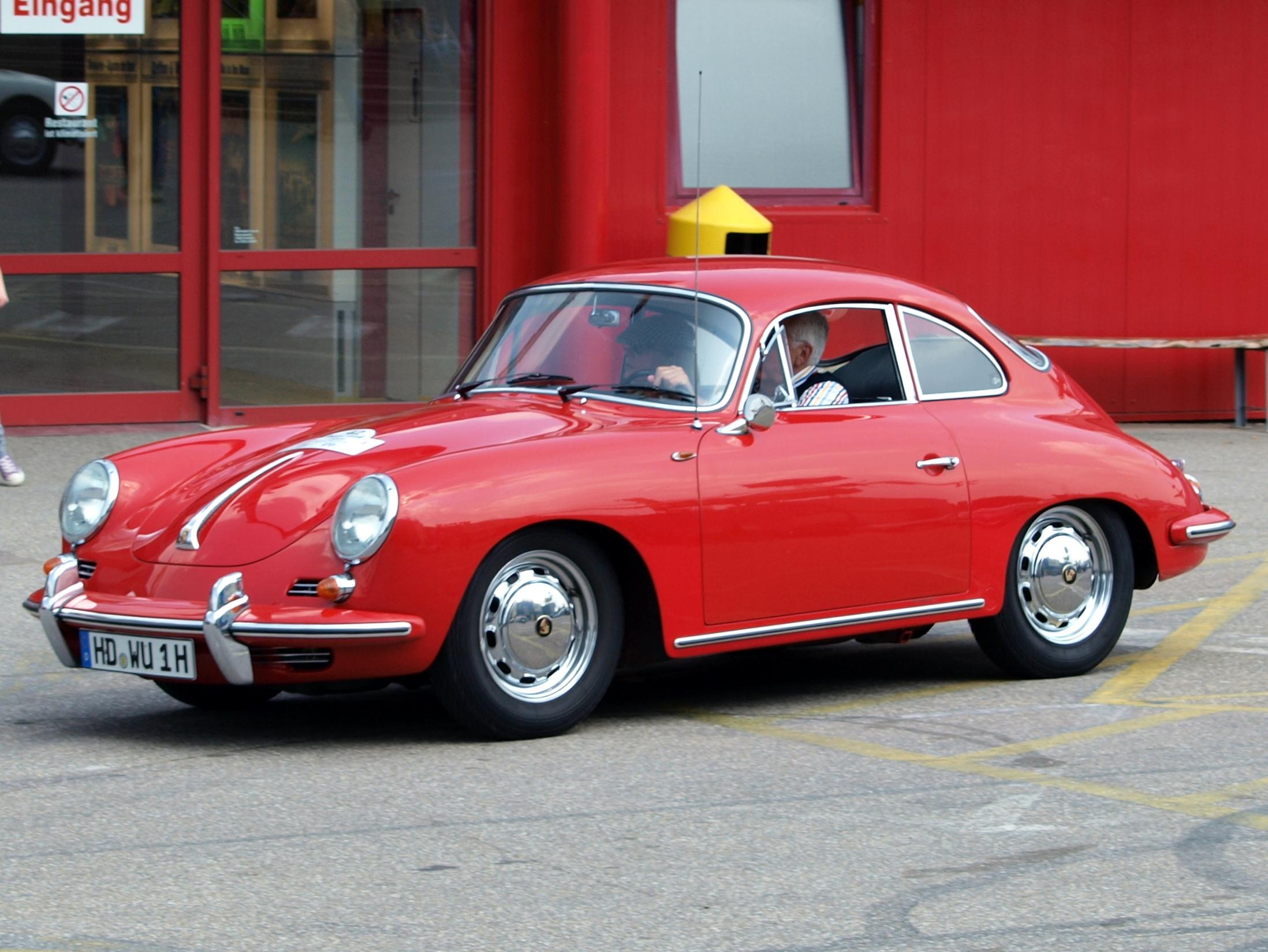 Porsche 356 IV (C) 1963 - 1965 Coupe #6