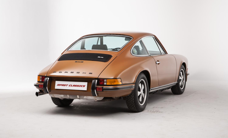 Porsche 911 I (901, 911) 1963 - 1973 Coupe #5