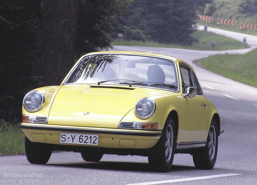 Porsche 911 I (901, 911) 1963 - 1973 Coupe #6