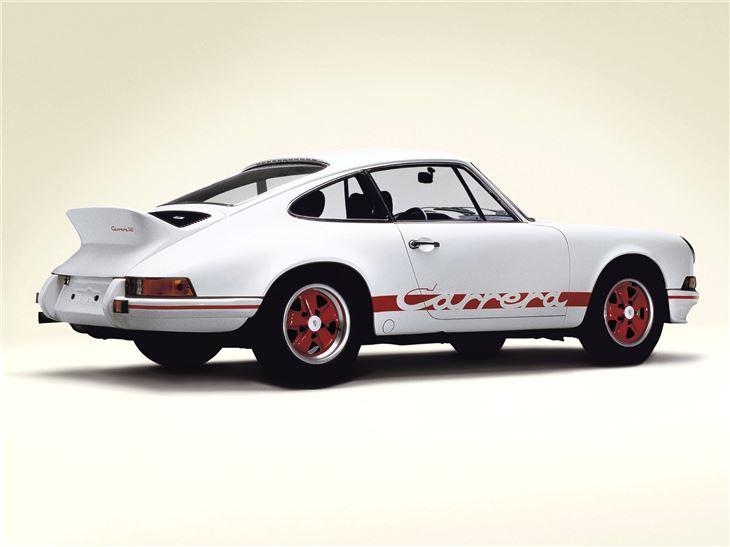 Porsche 911 I (901, 911) 1963 - 1973 Coupe #2