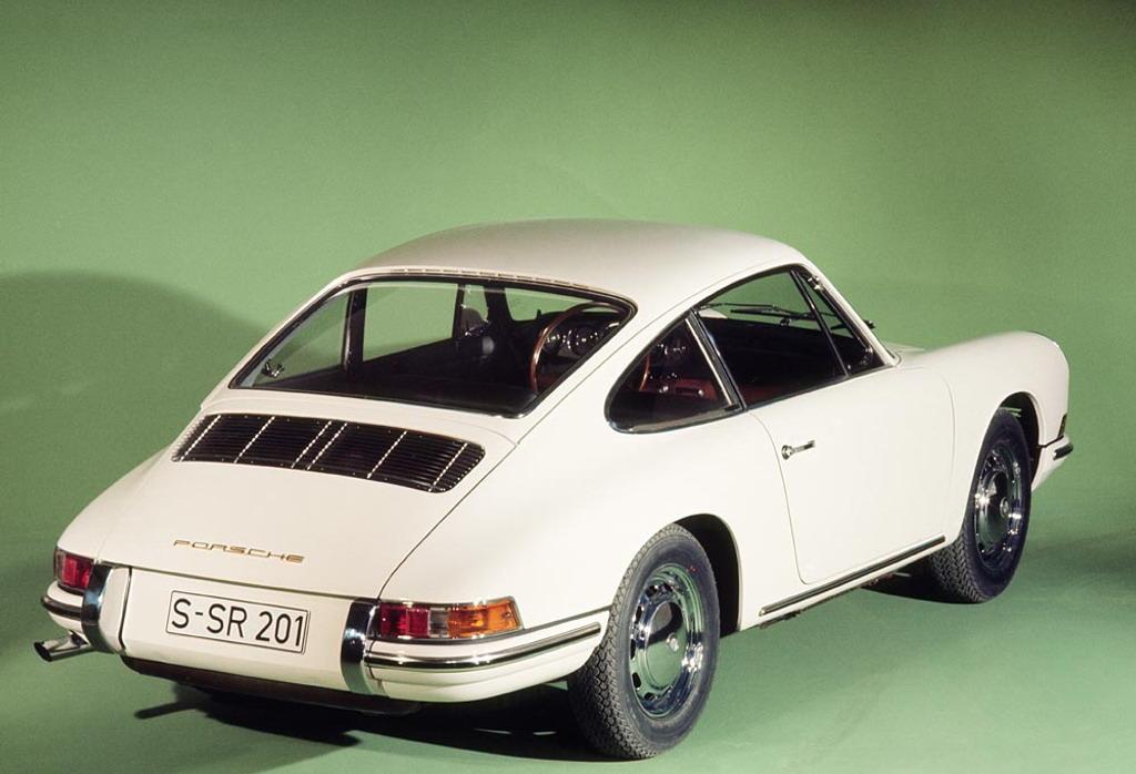 Porsche 911 I (901, 911) 1963 - 1973 Coupe #8