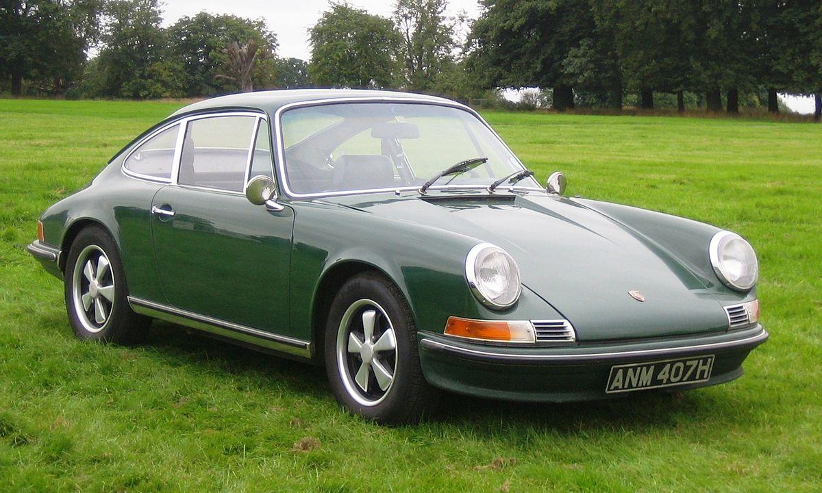Porsche 911 I (901, 911) 1963 - 1973 Coupe #7