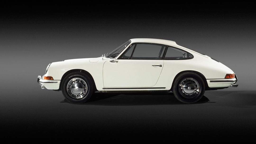 Porsche 911 I (901, 911) 1963 - 1973 Coupe #4