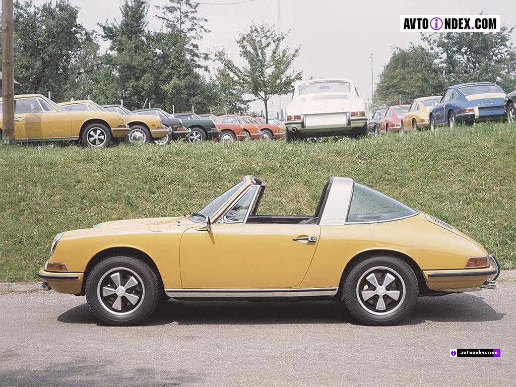 Porsche 911 I (901, 911) 1963 - 1973 Targa #1