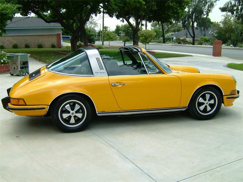 Porsche 911 I (901, 911) 1963 - 1973 Targa #4