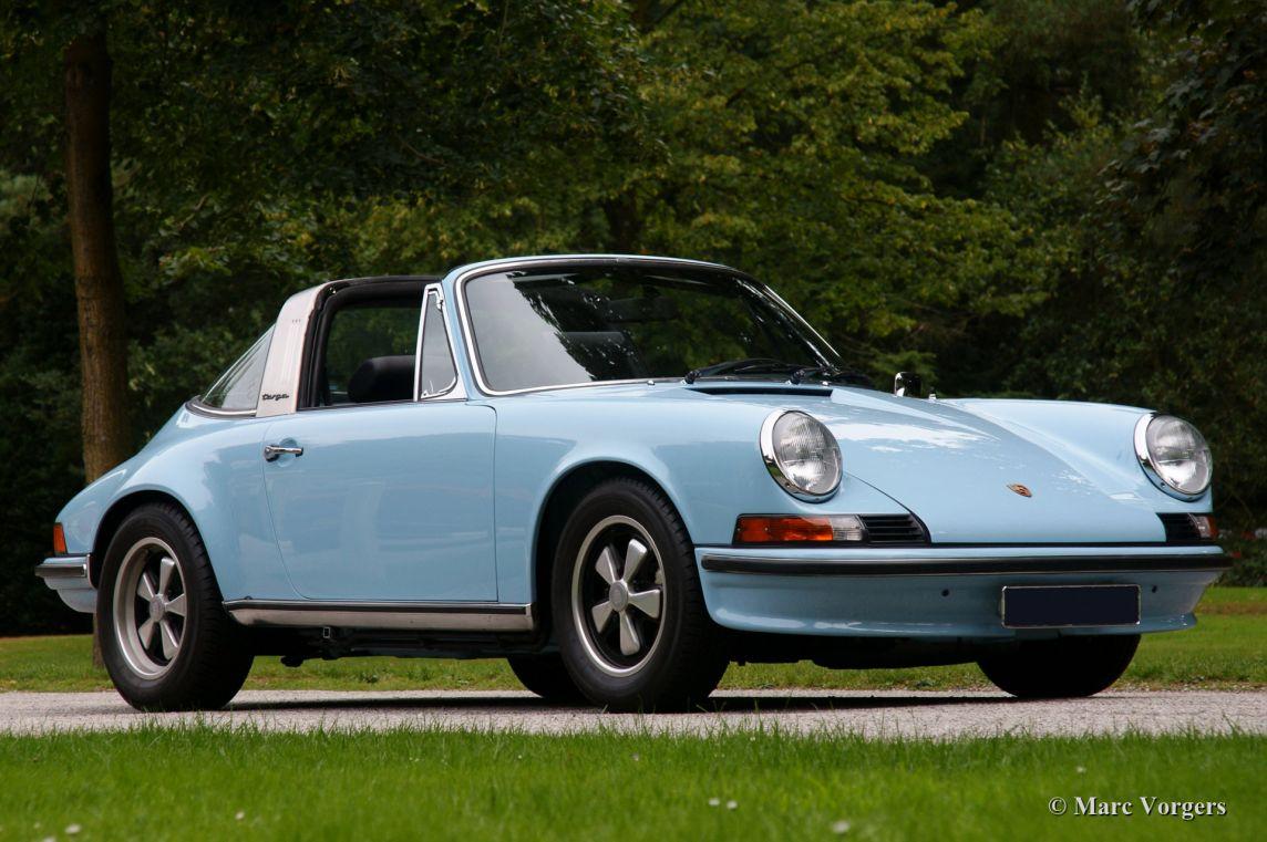 Porsche 911 I (901, 911) 1963 - 1973 Targa #5
