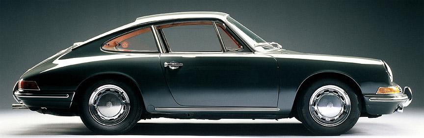 Porsche 911 I (901, 911) 1963 - 1973 Targa #6