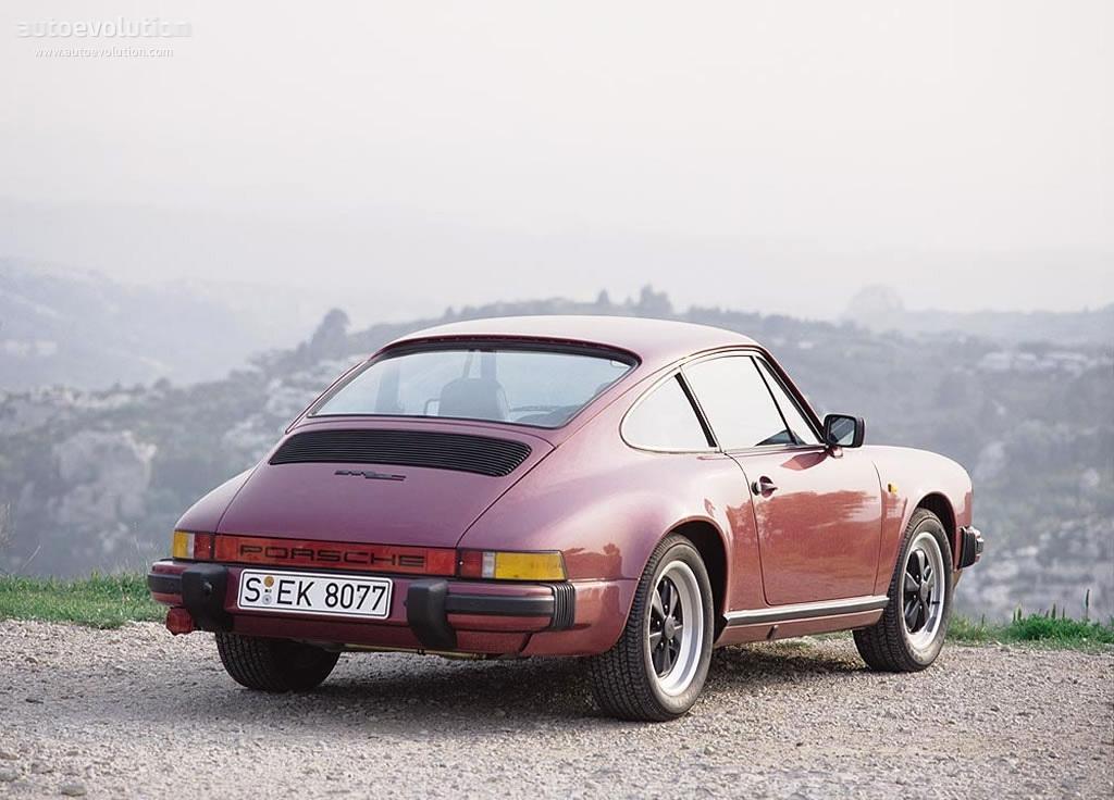 Porsche 911 II (911, 930) 1973 - 1989 Coupe #5