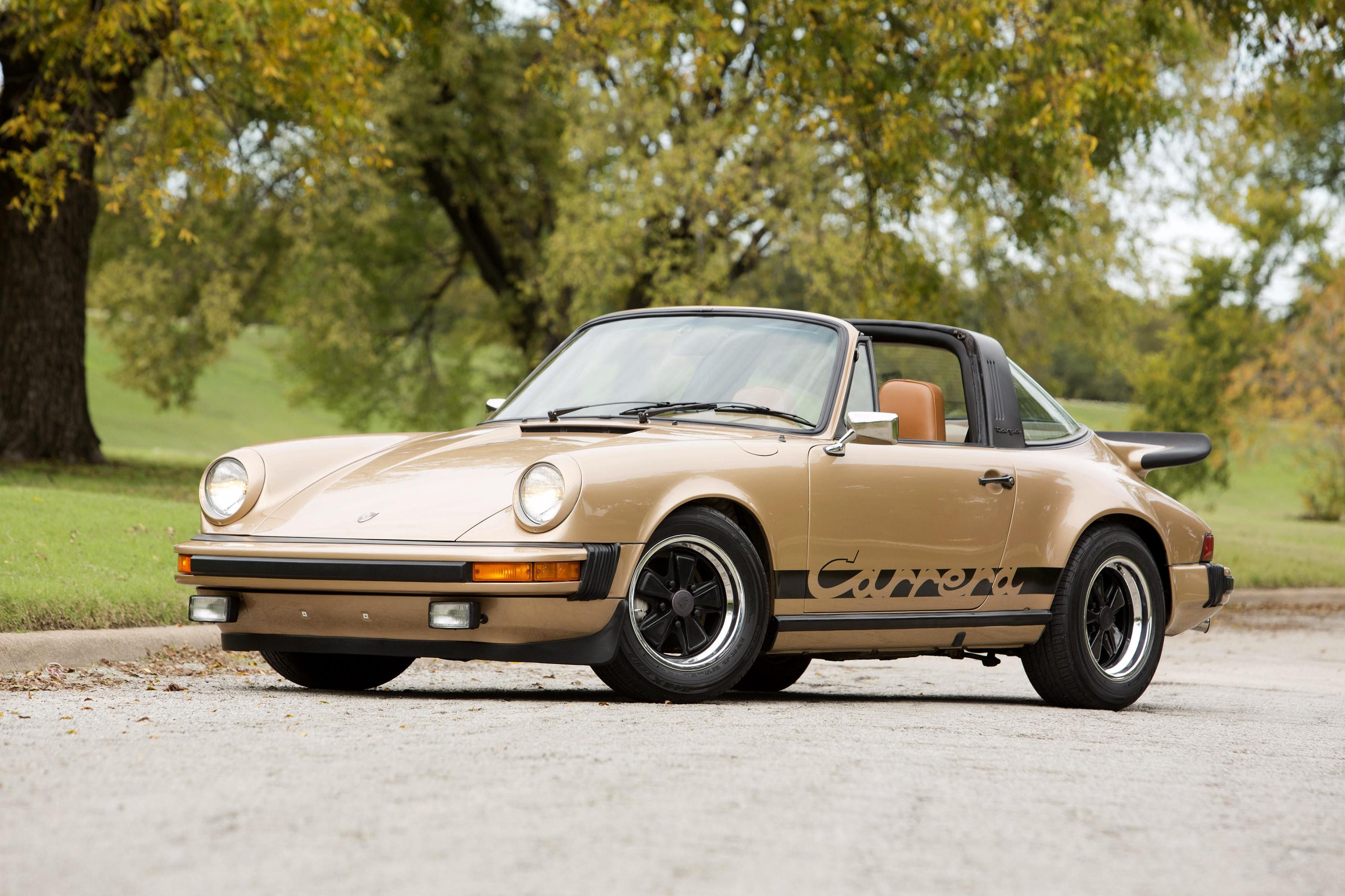 Porsche 911 II (911, 930) 1973 - 1989 Coupe #2
